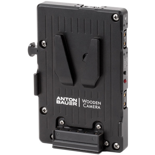 Wooden Camera Wooden Camera - WC Pro V-Mount (Blackmagic URSA Mini, URSA Mini Pro, URSA)