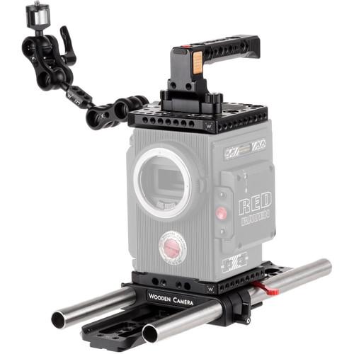 Wooden Camera Wooden Camera  Red DSMC2 Accessory Kit (Pro, 19mm)