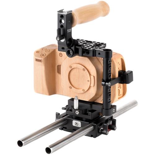 Wooden Camera Unified Accessory Kit for Blackmagic Pocket Cinema Camera 6K/4K (Base)