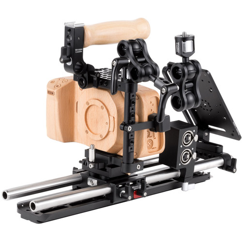 Wooden Camera Unified Accessory Kit for Blackmagic Pocket Cinema Camera 6K/4K (Pro)