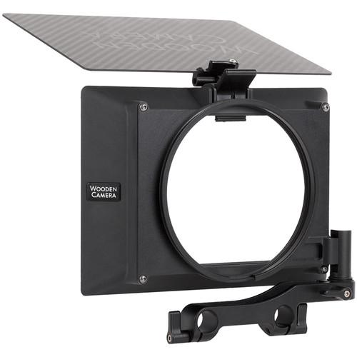 """Wooden Camera Zip Box Pro 4 x 5.65"""" Matte Box (Swing-Away)"""