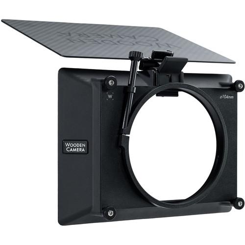 "Wooden Camera Zip Box Pro 4 x 5.65"" Matte Box (104mm, Clamp-On)"