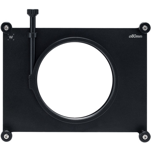 """Wooden Camera Clamp-On Back for Zip Box Pro 4 x 5.65"""" Matte Box (80mm)"""
