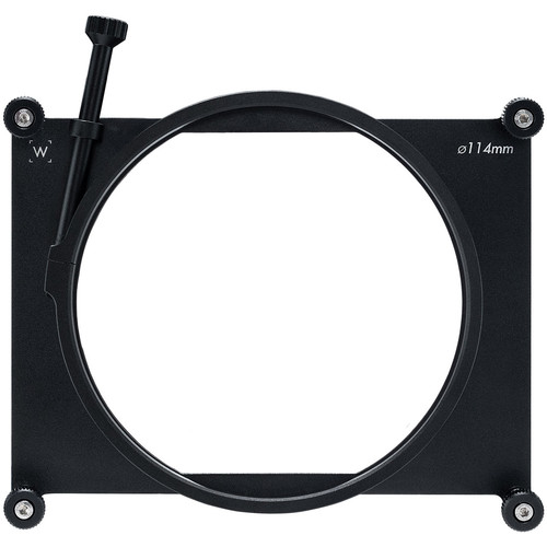 """Wooden Camera Clamp-On Back for Zip Box Pro 4 x 5.65"""" Matte Box (114mm)"""