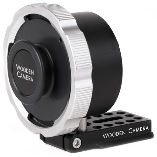 Wooden Camera Pro Lens Mount Adapter for ARRI PL-Mount Lens to Nikon Z-Mount Camera