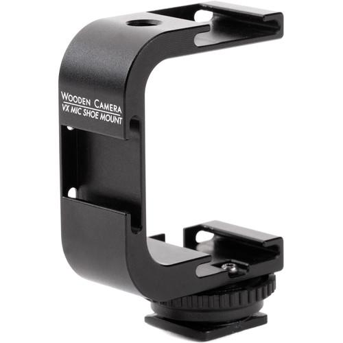 Wooden Camera Horseshoe Mounting Bracket for VX Skateboard Camera Mic