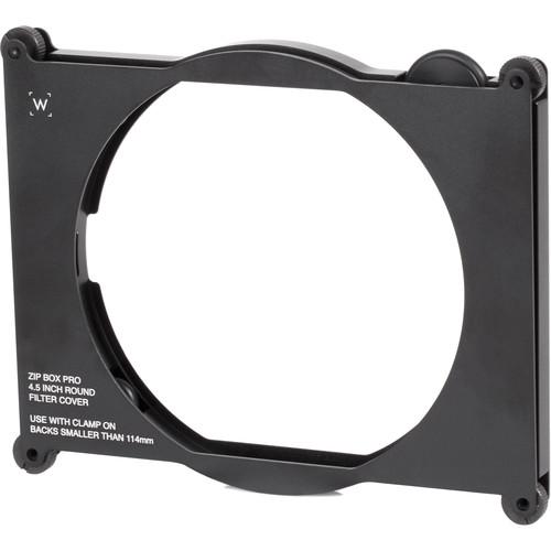 "Wooden Camera Zip Box Pro 4.5"" Round Filter Stage"