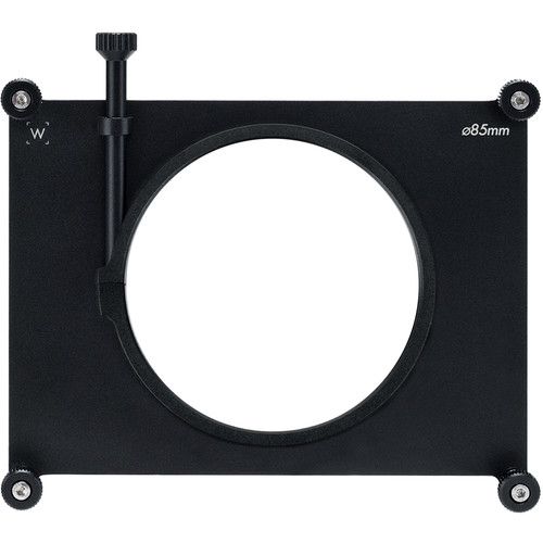 """Wooden Camera Clamp-On Back for Zip Box Pro 4 x 5.65"""" Matte Box (85mm)"""