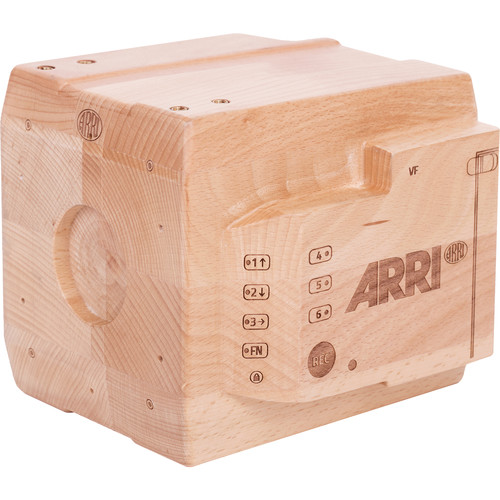 Wooden Camera Wood Model of ARRI ALEXA Mini LF Camera