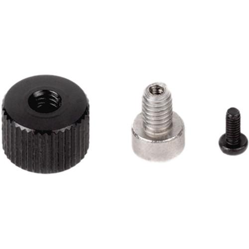 Wooden Camera M4 Socket Cap, Thumb Knob & M2 Phillips-Head Screw for UMB-1 Side Flag Adjustment