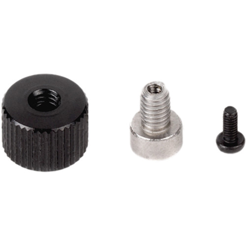 Wooden Camera M4 Socket Cap, Thumb Knob & M2 Phillips-Head Screw for UMB-1 Side Flag Adjustment