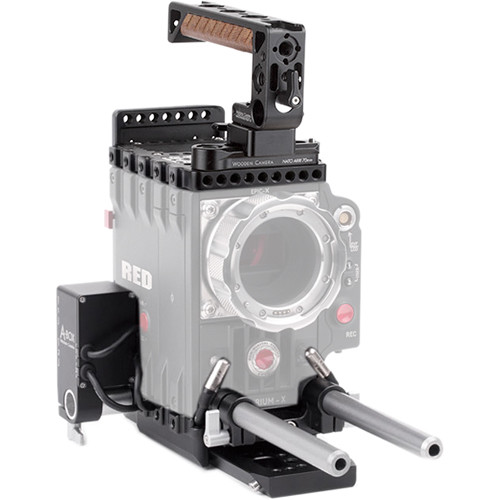 Wooden Camera EPIC/SCARLET Advanced Kit