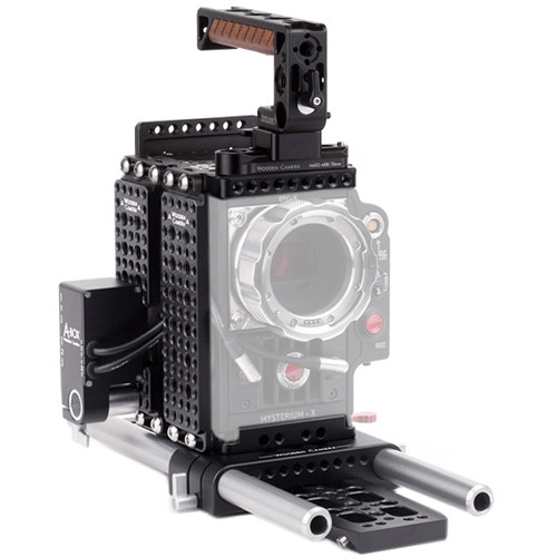 Wooden Camera EPIC/SCARLET Pro Kit (19mm)