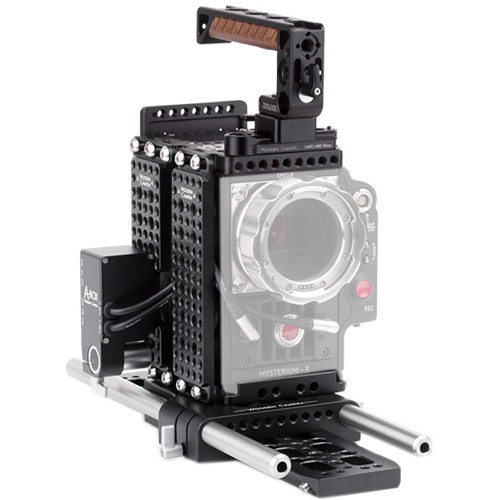 Wooden Camera EPIC/SCARLET Pro Kit (15mm Studio)