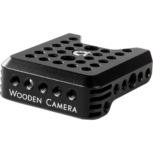 Wooden Camera Top Plate for C100, C300, C500
