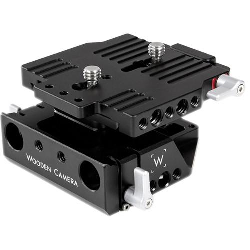 Wooden Camera Quick Base For Phantom Miro Camera