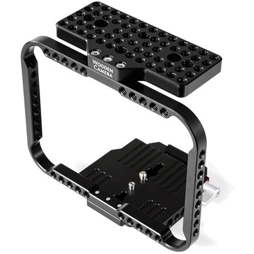 Wooden Camera Quick Cage for Blackmagic Cinema Camera