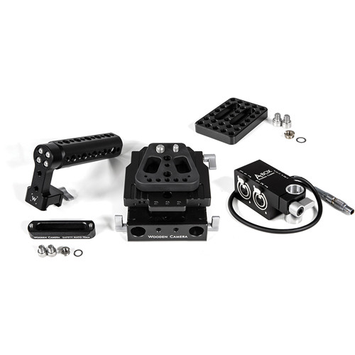 Wooden Camera Quick Kit for Ikonoskop A-Cam dll Camera