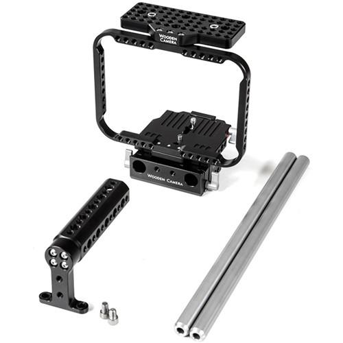 Wooden Camera Quick Kit for Blackmagic Cinema Camera