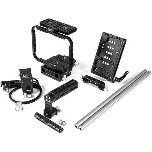 Wooden Camera Quick Kit Pro for Blackmagic Cinema Camera