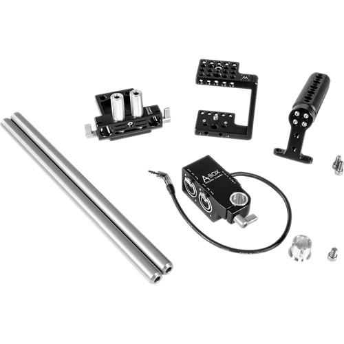 Wooden Camera Fixed Kit for Blackmagic Design Pocket Cinema Camera