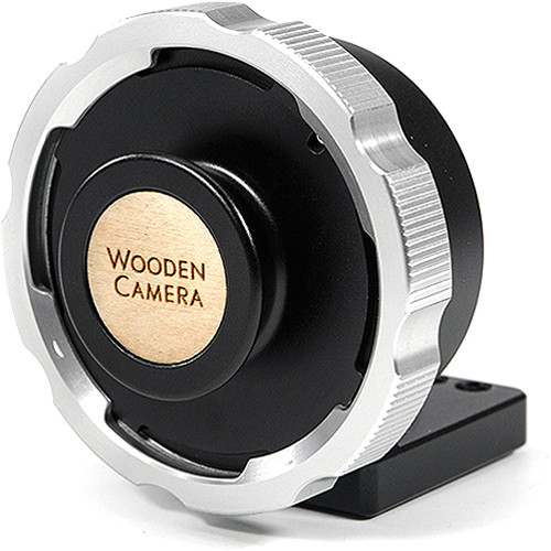 Wooden Camera PL Lens Mount Adapter for GH3 & GH4