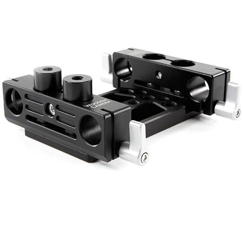 Wooden Camera DSLR Dual 15mm Base