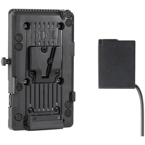 Wooden Camera V-Mount Plate for Panasonic DMC-GH2