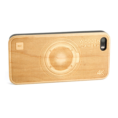 Wooden Camera Blackmagic Production Camera 4K Case for iPhone 5/5s/SE