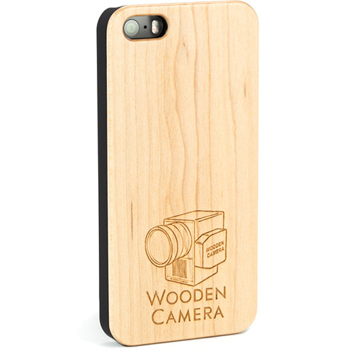 Wooden Camera Wooden Camera Logo Case for iPhone 5/5s/SE