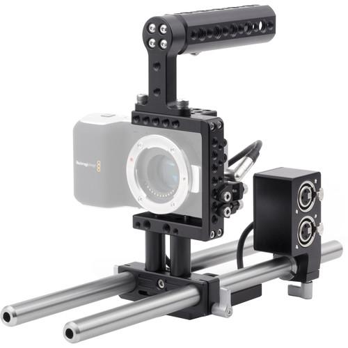 Wooden Camera Basic Accessory Kit for Blackmagic Pocket Cinema Camera