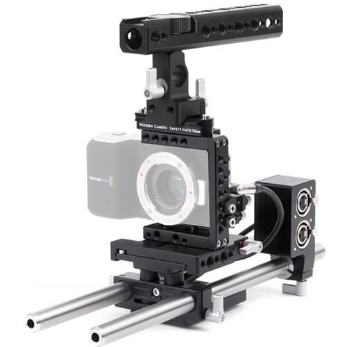 Wooden Camera Advanced Accessory Kit for Blackmagic Pocket Cinema Camera