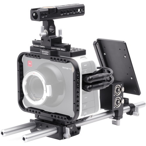 Wooden Camera Advanced Accessory Kit for Blackmagic Cinema Camera