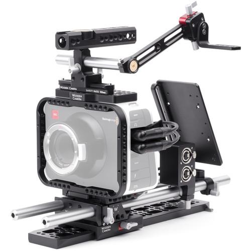 Wooden Camera Pro Accessory Kit for Blackmagic Cinema Camera