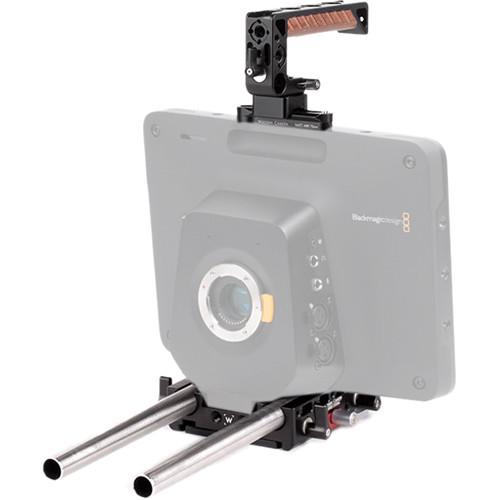 Wooden Camera Basic Accessory Kit for Blackmagic Studio Camera