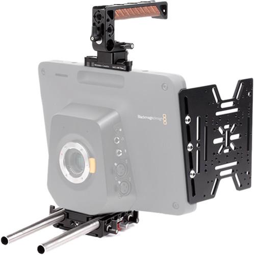 Wooden Camera Advanced Accessory Kit for Blackmagic Studio Camera