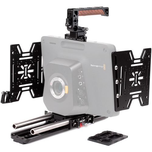 Wooden Camera Professional Accessory Kit for Blackmagic Studio Camera