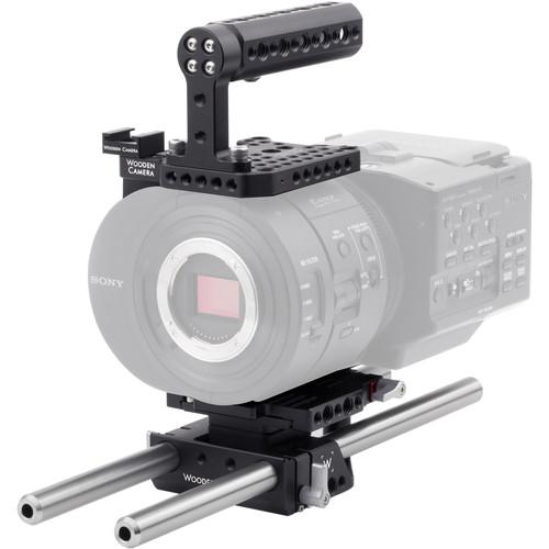 Wooden Camera Basic Accessory Kit for Sony FS700 Camera