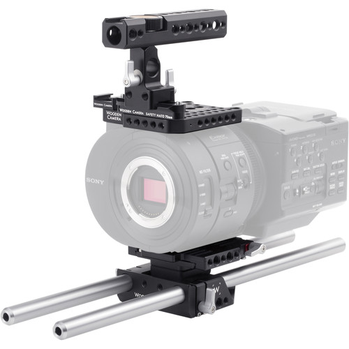 Wooden Camera Advanced Accessory Kit for Sony FS700 Camera