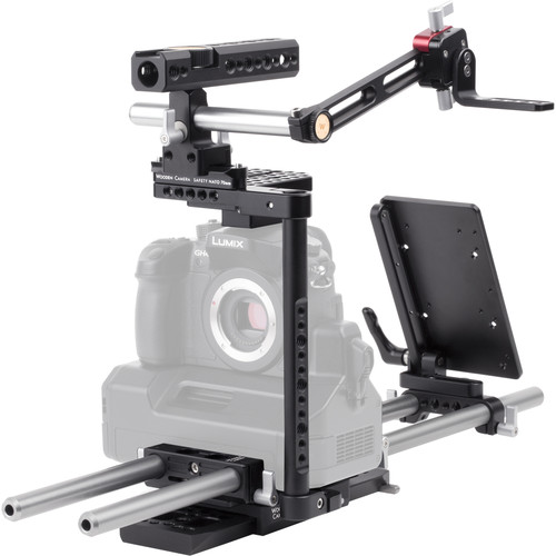 Wooden Camera Professional Accessory Kit for Panasonic GH4-YAGH Camera