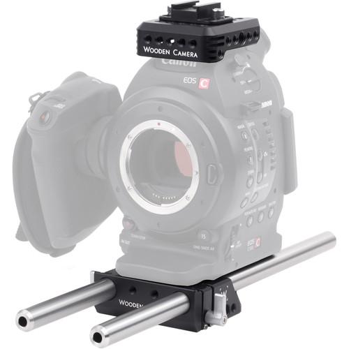 Wooden Camera Basic Accessory Kit for Canon C100 Camera
