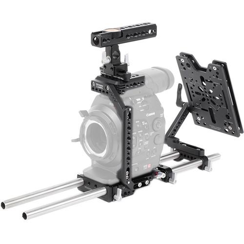 Wooden Camera Advanced Accessory Kit for Canon C500 Camera