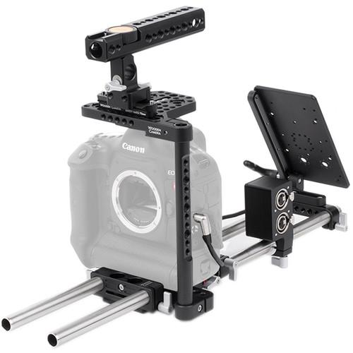 Wooden Camera Advanced Accessory Kit for Canon 1DC Camera