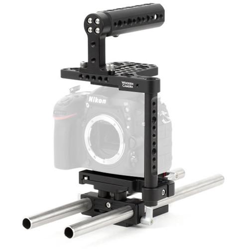 Wooden Camera Basic Accessory Kit for Nikon D7200/D7500