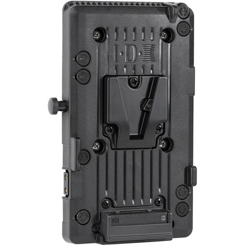 Wooden Camera WC V-Mount Battery Plate for Blackmagic URSA Cameras