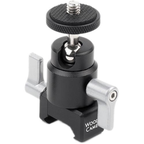 Wooden Camera NATO Lock Mini Ball Head Clamp
