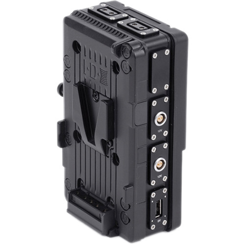 Wooden Camera D-Box 2-Pin LEMO-Compatible Kit V-Mount