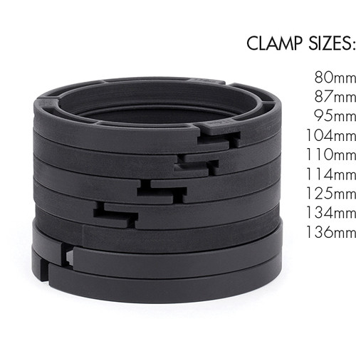 Wooden Camera Clamp-On Set for UMB-1 Universal Matte Box