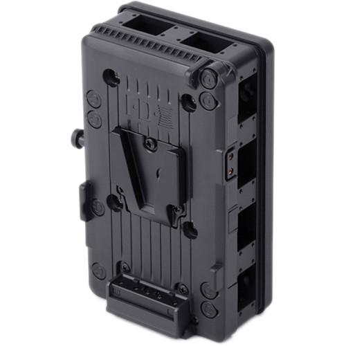 Wooden Camera D-Box V-Mount Base Unit for Power Distribution