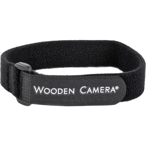 Wooden Camera Hook-and-Loop Cable Tie Strap (10-Pack)